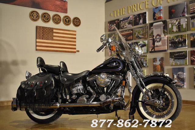 1998 Harley-Davidson HERITAGE SPRINGER SOFTAIL FLSTS HERITAGE SPRINGER