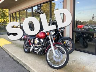 1998 Harley DYNAWIDE MOTORCYCLE - John Gibson Auto Sales Hot Springs in Hot Springs Arkansas