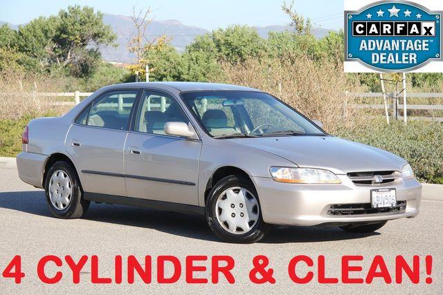 1998 Honda Accord LX Santa Clarita, CA