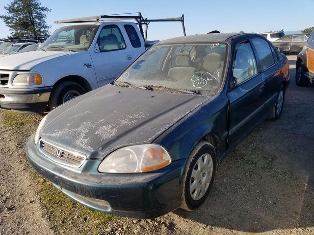 1998 Honda Civic DX in Orland, CA 95963
