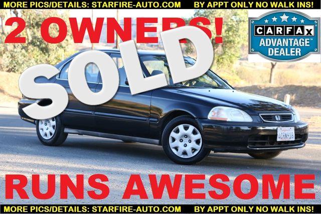 1998 Honda Civic LX Santa Clarita, CA 0