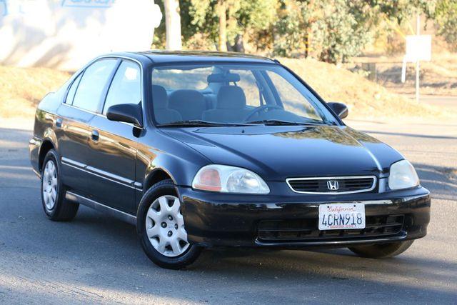 1998 Honda Civic LX Santa Clarita, CA 3