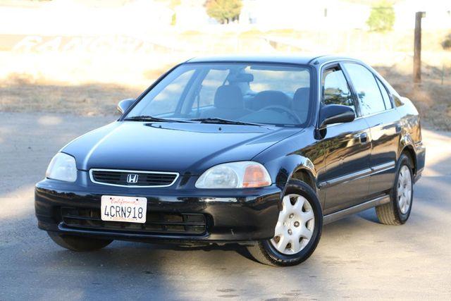 1998 Honda Civic LX Santa Clarita, CA 4