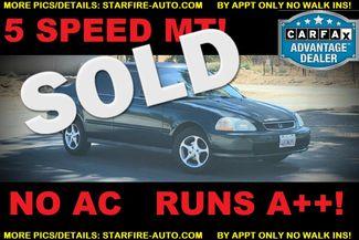 1998 Honda Civic DX 5 SPEED MANUAL in Santa Clarita, CA 91390