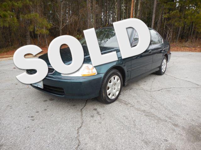 1998 Honda Civic LX Snellville , GA