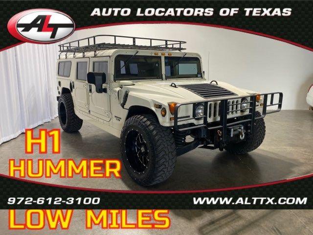 1998 Am General Hummer H1