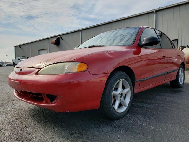 1998 Hyundai Elantra  | Champaign, Illinois | The Auto Mall of Champaign in Champaign Illinois