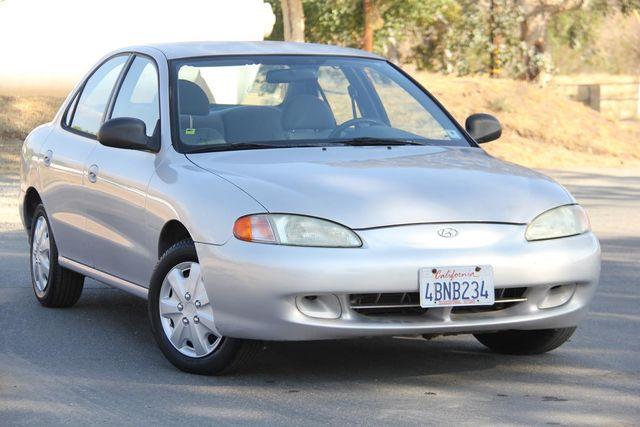 1998 Hyundai Elantra Santa Clarita, CA 3