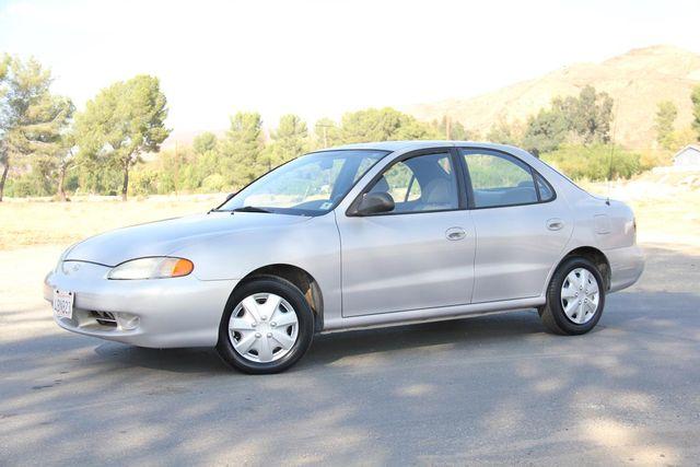 1998 Hyundai Elantra Santa Clarita, CA 1
