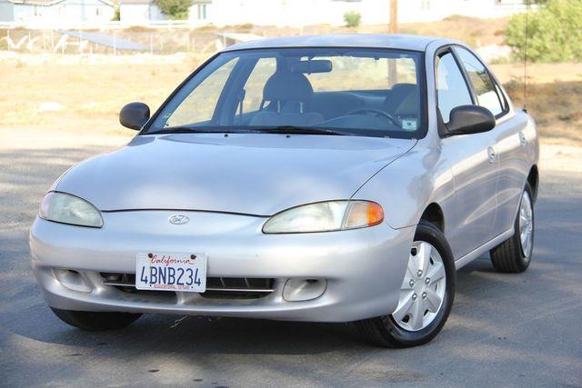 1998 Hyundai Elantra Santa Clarita, CA 4