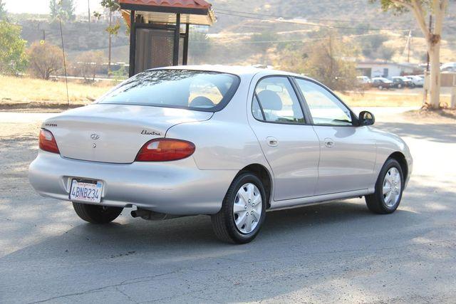 1998 Hyundai Elantra Santa Clarita, CA 6