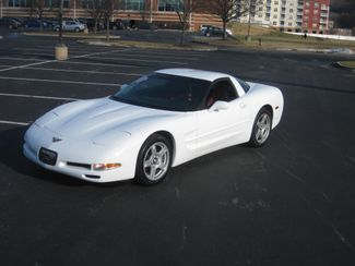 1998 Sold Chevrolet Corvette Conshohocken, Pennsylvania 15