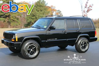 1998 Jeep Cherokee Classic Xj 96K ORIGINAL MILES 1-OWNER GARAGED 4X4 in Woodbury, New Jersey 08093