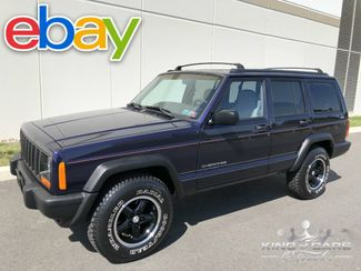 1998 Jeep Cherokee Sport XJ 73K MILES 4X4 RARE PURPLE ONE OF A KIND in Woodbury, New Jersey 08093
