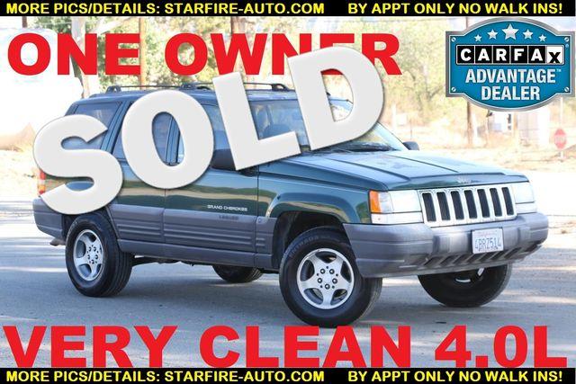 1998 Jeep Grand Cherokee Laredo Santa Clarita, CA 0