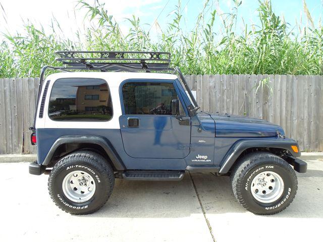 1998 Jeep Wrangler Sport Corpus Christi, Texas 5