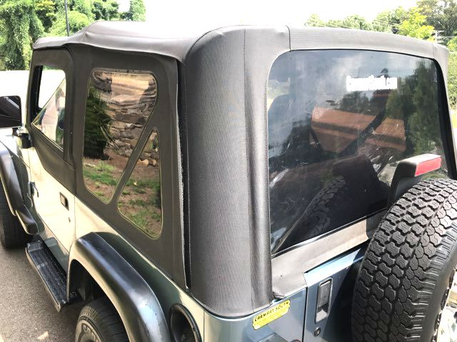 1998 Jeep Wrangler SE Knoxville, Tennessee 13