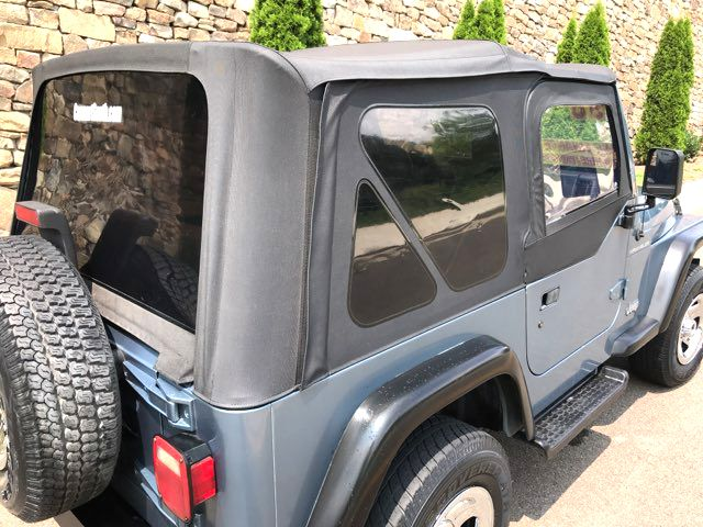1998 Jeep Wrangler SE Knoxville, Tennessee 7