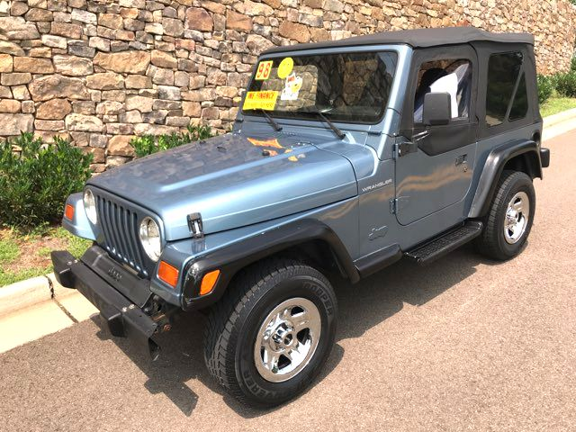 1998 Jeep Wrangler SE Knoxville, Tennessee 2