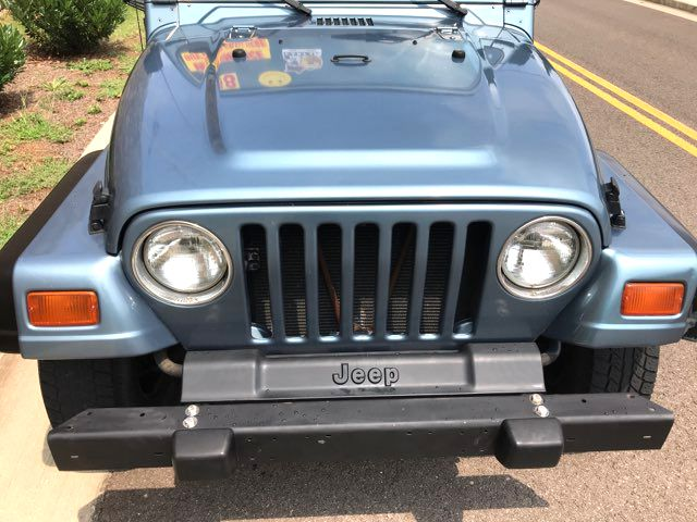 1998 Jeep Wrangler SE Knoxville, Tennessee 4