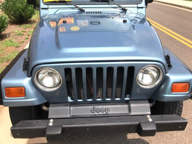 1998 Jeep Wrangler SE Knoxville, Tennessee 1