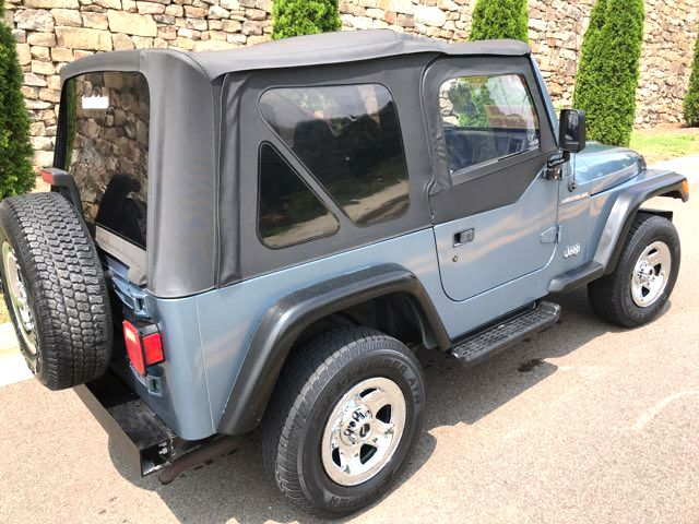 1998 Jeep Wrangler SE Knoxville, Tennessee 3