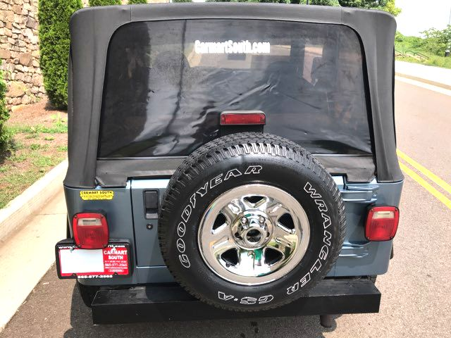 1998 Jeep Wrangler SE Knoxville, Tennessee 6