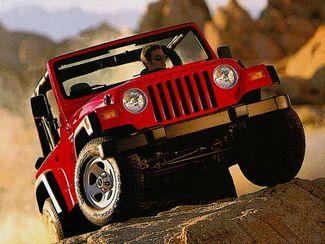 1998 Jeep Wrangler Sport in Medina, OHIO 44256
