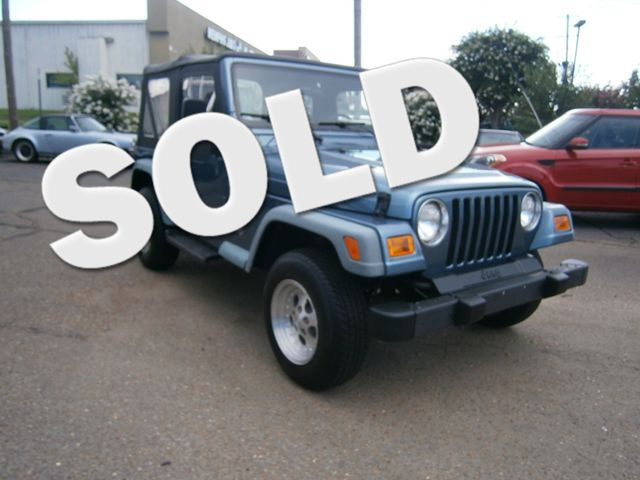1998 Jeep Wrangler Sport Memphis, Tennessee