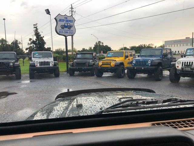 1998 Jeep Wrangler Sahara Riverview, Florida 13