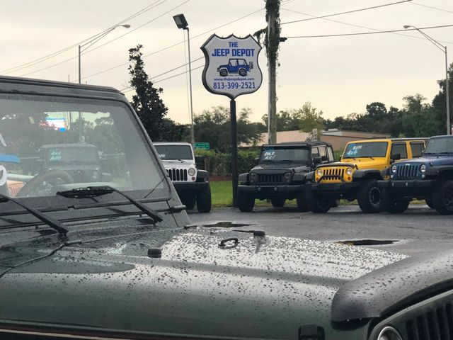 1998 Jeep Wrangler Sahara Riverview, Florida 10