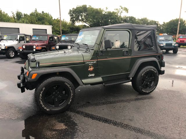 1998 Jeep Wrangler Sahara Riverview, Florida 3