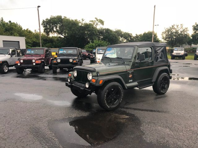 1998 Jeep Wrangler Sahara Riverview, Florida 1
