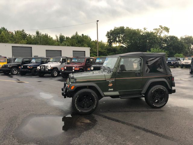 1998 Jeep Wrangler Sahara Riverview, Florida 4