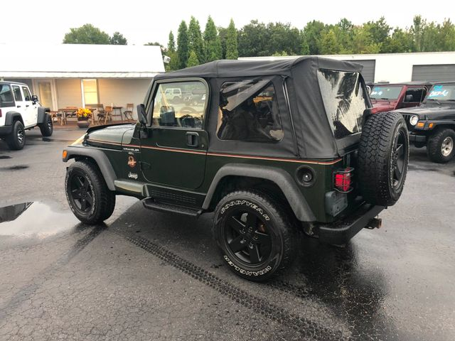 1998 Jeep Wrangler Sahara Riverview, Florida 5