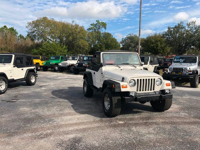 1998 Jeep Wrangler SE Riverview, Florida 4
