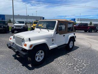 1998 Jeep Wrangler Sahara in Riverview, FL 33578