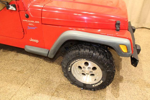 1998 Jeep Wrangler Sport in Roscoe, IL 61073