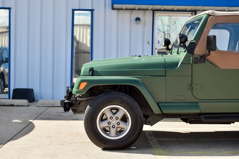 1998 Jeep Wrangler Sahara in Rowlett, Texas