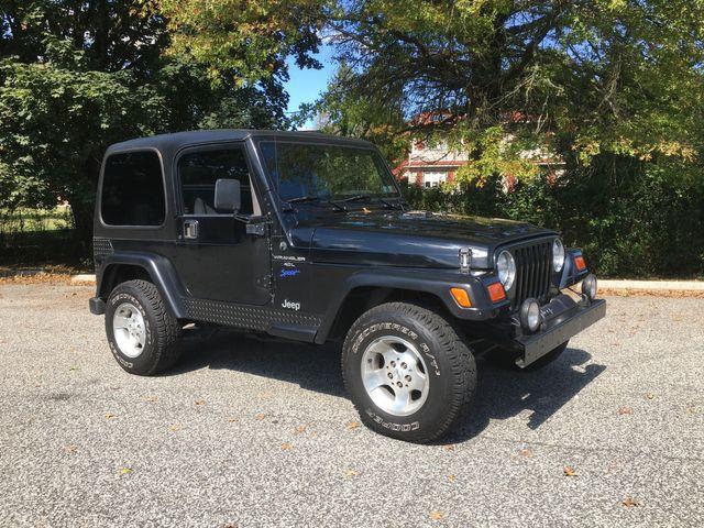1998 Jeep Wrangler Sport 4WD TJ