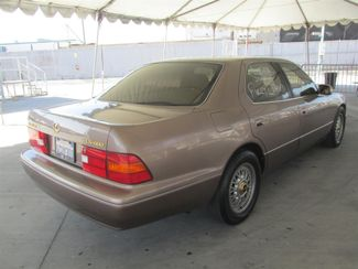 1998 Lexus LS 400 Luxury Sdn Gardena, California 2