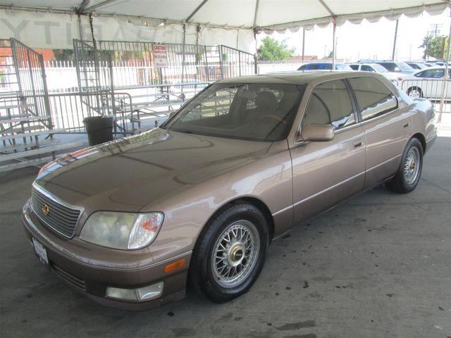 1998 Lexus LS 400 Luxury Sdn Gardena, California