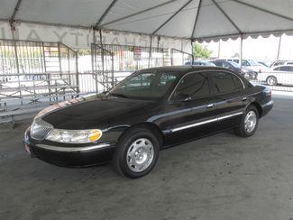 1998 Lincoln Continental Gardena, California