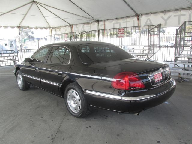 1998 Lincoln Continental Gardena, California 1