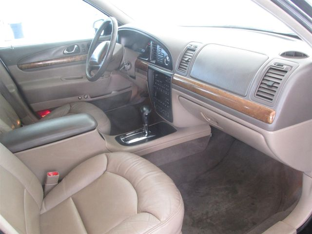 1998 Lincoln Continental Gardena, California 8