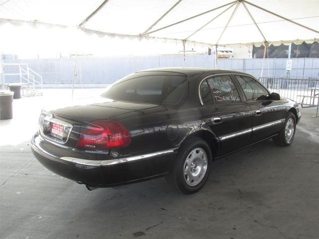 1998 Lincoln Continental Gardena, California 2