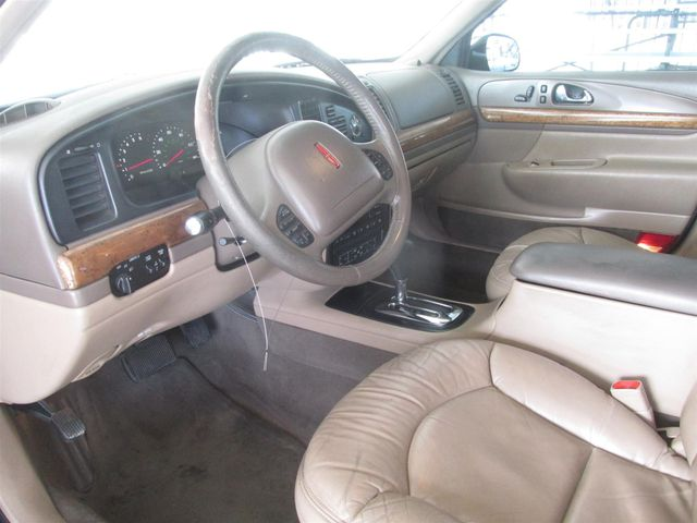 1998 Lincoln Continental Gardena, California 4