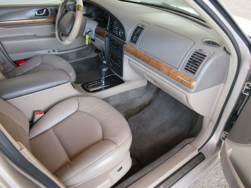 1998 Lincoln Continental   Fultons Used Cars Inc  in , Colorado