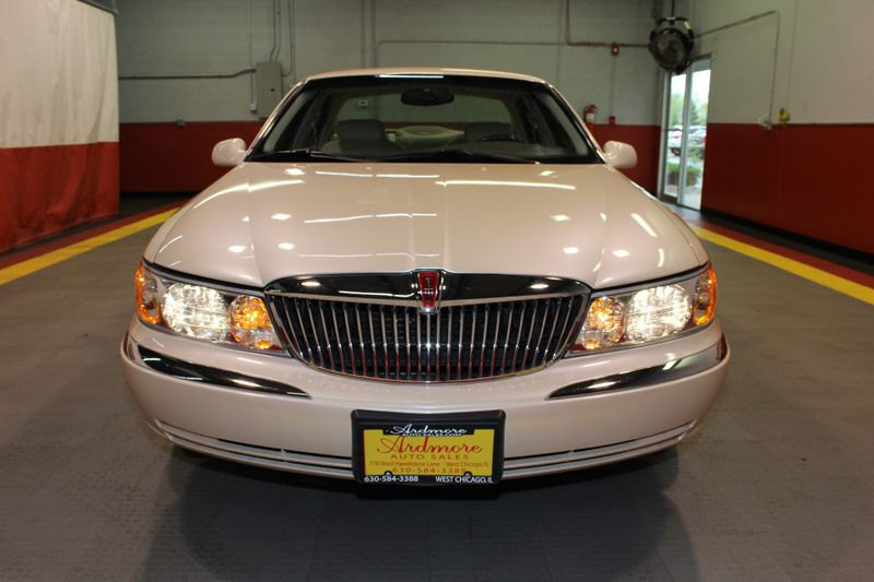 1998 Lincoln Continental   city Illinois  Ardmore Auto Sales  in West Chicago, Illinois