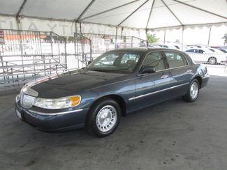 1998 Lincoln Town Car Executive Gardena, California